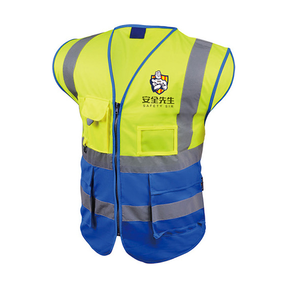 Reflective safety clothes series HYS-017