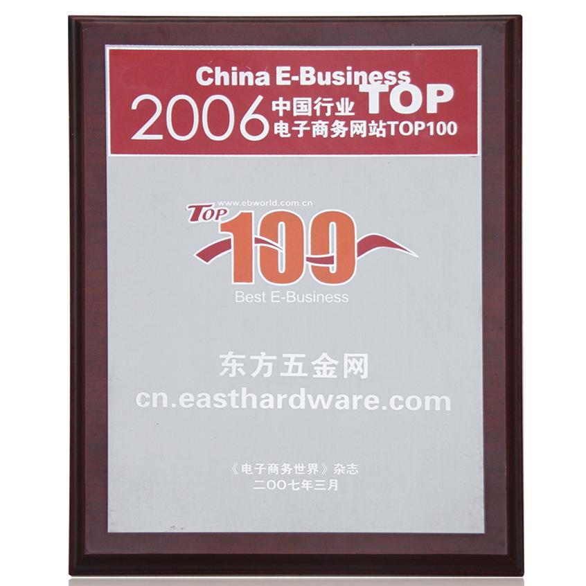 电子商务网站TOP100