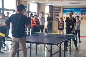 2014年10月25日首届乒乓球赛