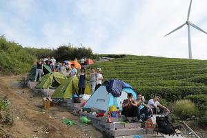 2015年6月6日东白山露营