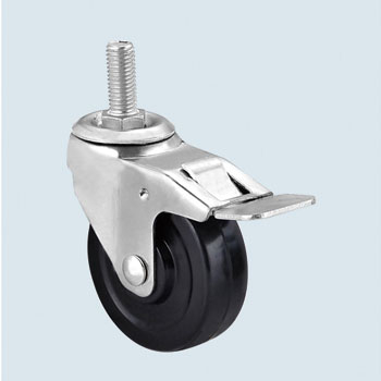 轻型脚轮系列-104TB2