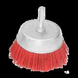 65MM红色磨料丝杆碗