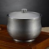 竹編茶缸(細)-YD-200C