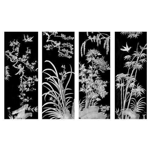 梅蘭竹菊-梅蘭竹菊