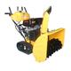 热销11马力高效防滑履带式扫雪机-RH011B发动机功率:11HP/8.1KW/337CC