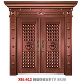 鑫佰利仿铜门 -XBL-812