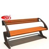 户外铸铝公园椅 -3701
