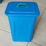 30L模压玻璃钢垃圾桶