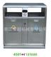 钢板喷塑垃圾桶-4501-131080