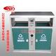 不锈钢户外垃圾桶-4502-13928