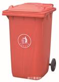 240L塑料环卫桶 -5902-48295