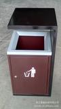 钢板分类果皮箱 -2012年款