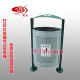 不锈钢户外垃圾桶 -2501-86368