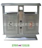 不锈钢户外垃圾桶 -2701-13928