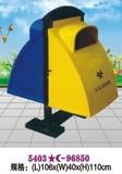 玻璃钢环卫垃圾桶 -5403-96850