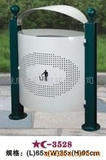 户外果皮箱垃圾桶 -1705-93528