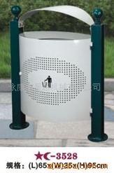 户外果皮箱垃圾桶-1705-93528