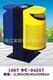 钢板冲孔垃圾桶-2407-94557