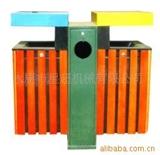 钢木环卫垃圾桶 -0609-16728