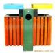钢木环卫垃圾桶-0609-16728