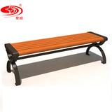 广场铸铝休闲椅 -3602