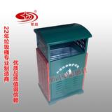 防腐木垃圾桶 -0207-12568