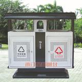 户外玻璃钢垃圾桶 -6203-96580