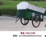 人力2轮手推垃圾车 -6307-341126