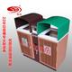塑木垃圾桶-0702-13746
