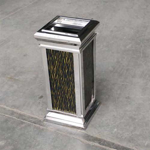 精品室内不锈钢垃圾桶-4911-42355