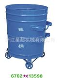 户外铁制垃圾桶 -6702-13598