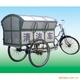 不锈钢脚踏垃圾车-6301-341600