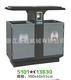 分类钢板垃圾桶-5101-13630