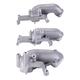 柴油机配件-意大利进气管