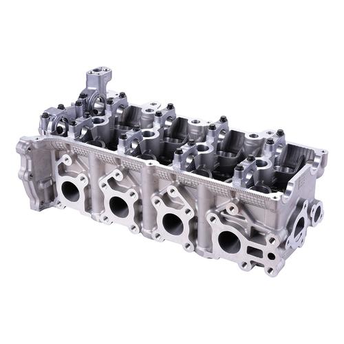 汽车缸盖-铃木M15A缸盖