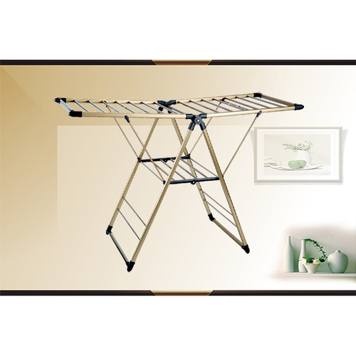 典型多功能折叠衣架-翼形晾衣架