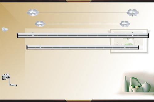 手动晾衣架-W6301C