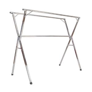 晒衣架 -不锈钢X型晾衣架