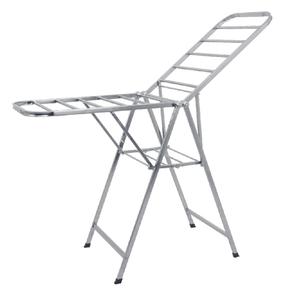 晒衣架 -不锈钢翼型折叠衣架