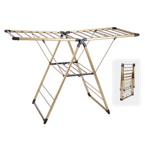 晒衣架 -翼型多功能折叠衣架