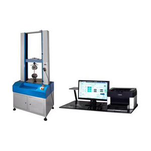 Wxx-10kn Microcomputer Controlled Electronic Universal Testing Machine