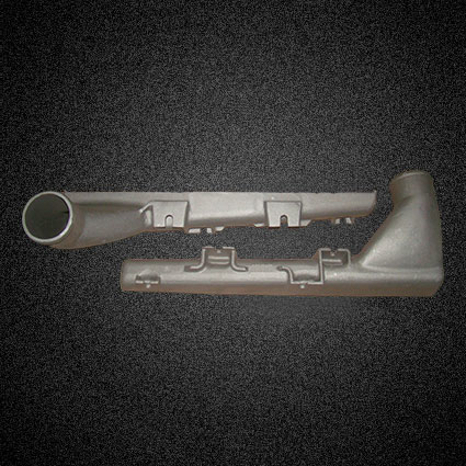 重力浇铸封头-ZHZ01