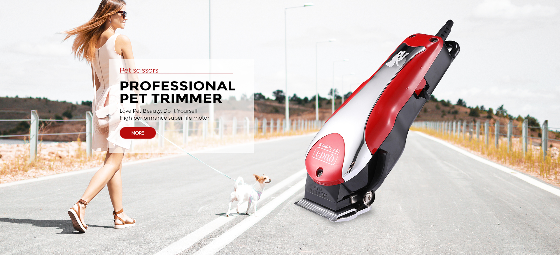 PROFESSIONAL PET TRIMMER