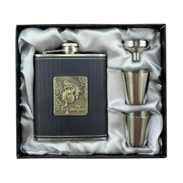 Hip Flask Set 609023-M