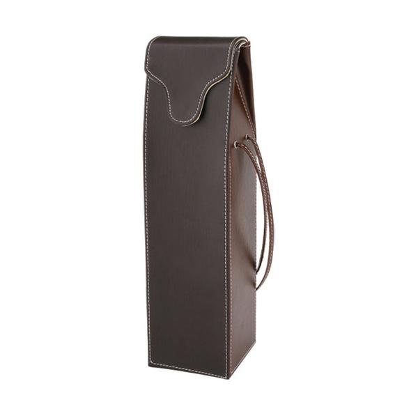 Leather Wine Box 608235-B