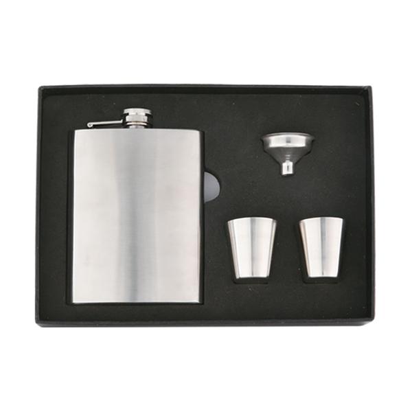 Hip Flask Set 609023-P