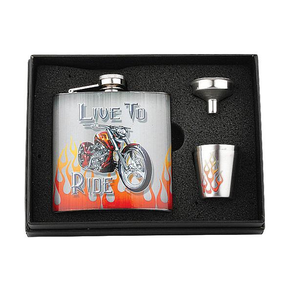 Hip Flask Set 609023-N