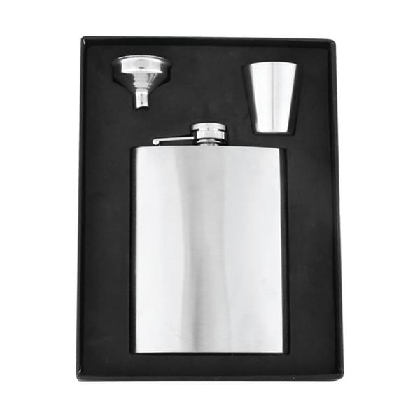 Hip Flask Set 609023-O