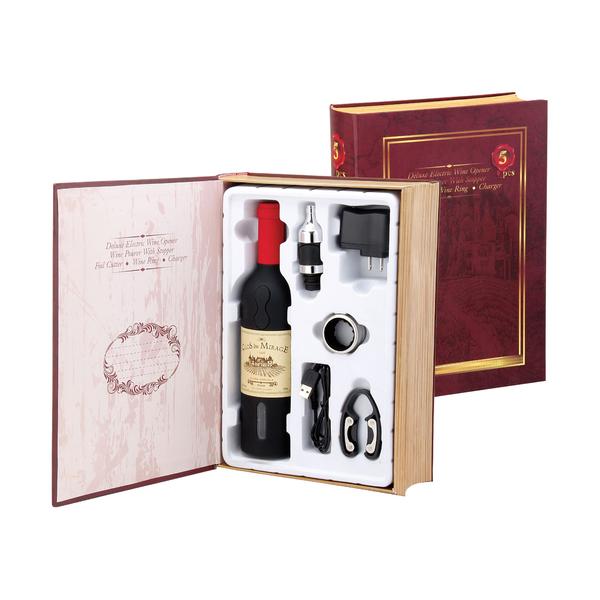 Electric Wine Opener 600158-B