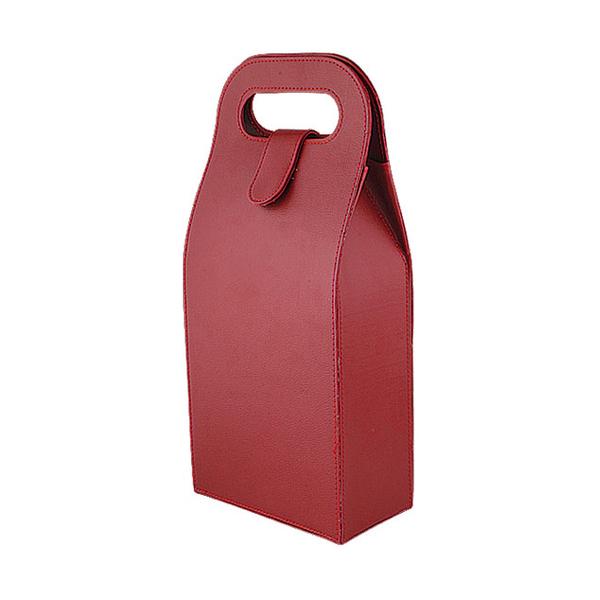 Leather Wine Box 608236-C